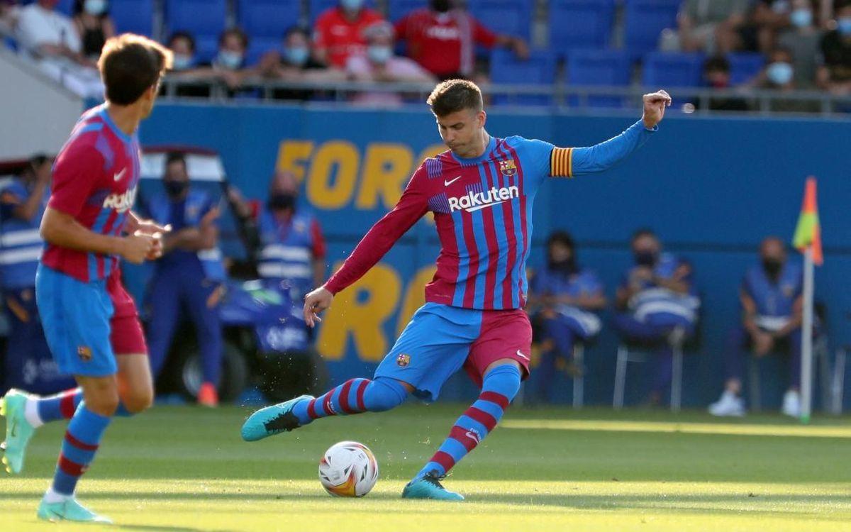 Prèvia | FC Barcelona - Girona: Segona prova de la pretemporada