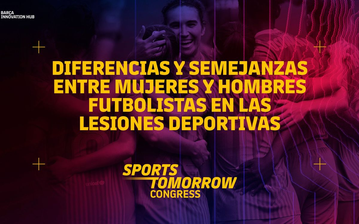 Les dones i els homes futbolistes es lesionen igual?
