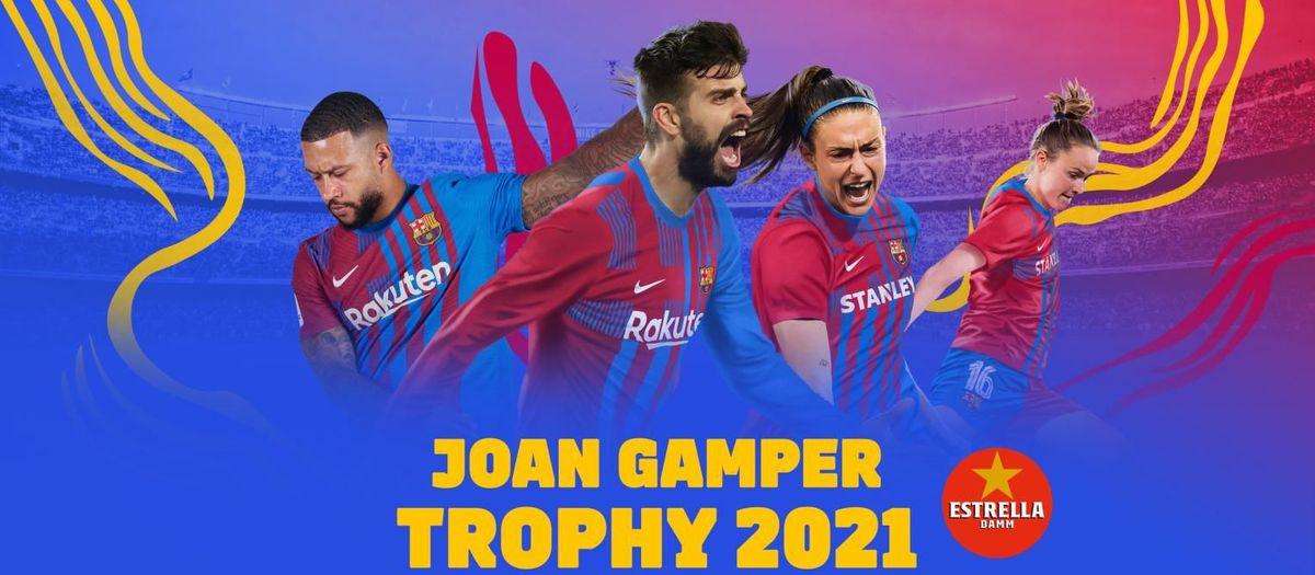 20% capacity at Camp Nou for Joan Gamper Trophy on August 8