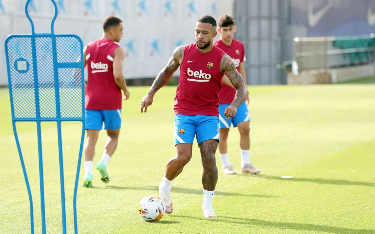 Els 24 convocats per al FC Barcelona - Girona