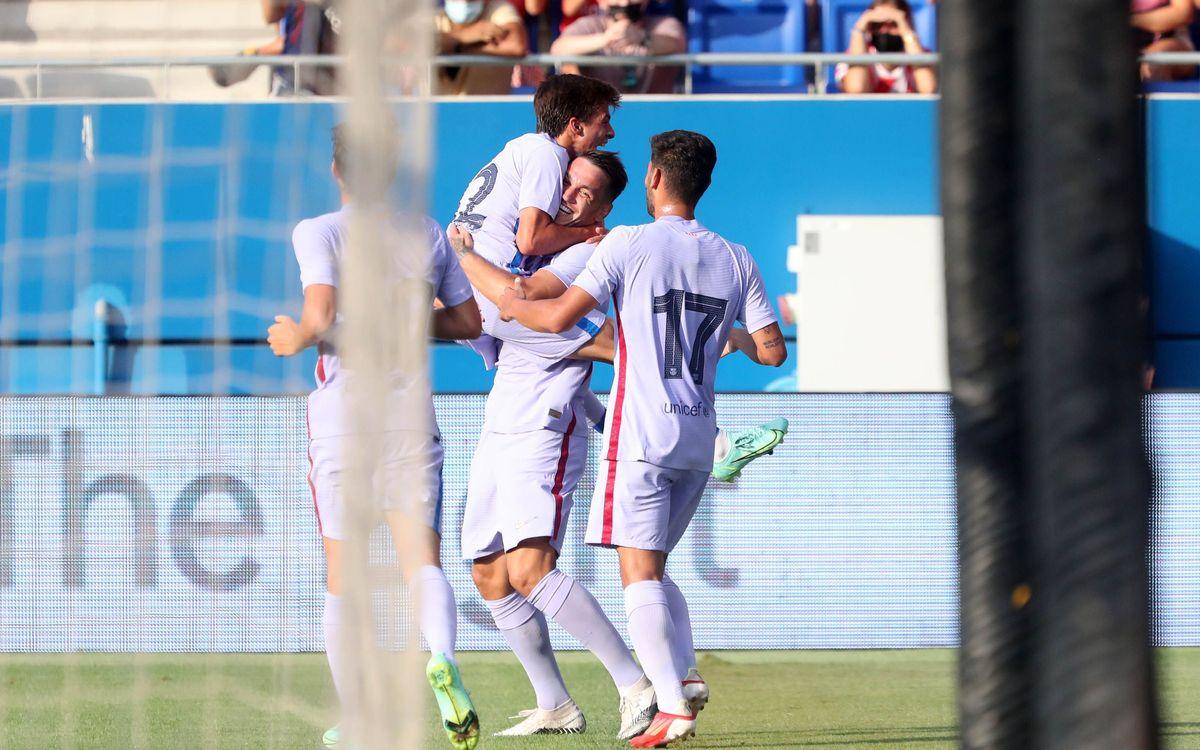 Barça – Girona: Un pas més (3-1)