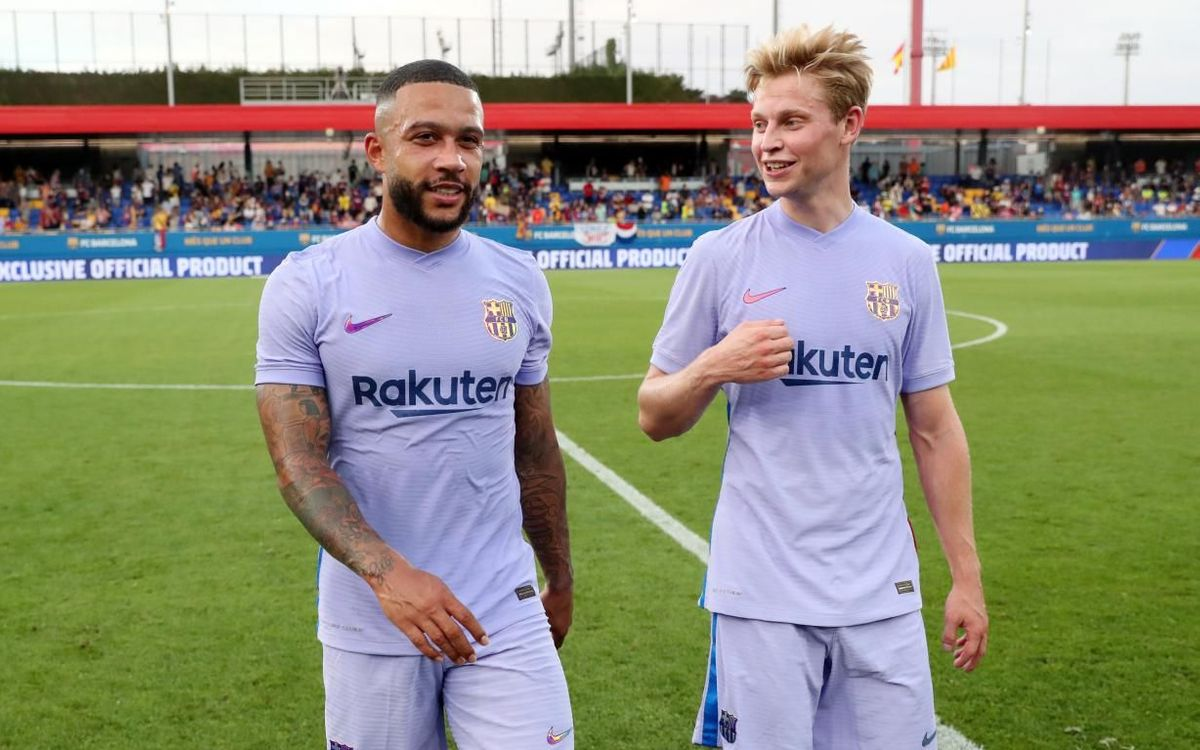Memphis and De Jong: The Dutch connection continues