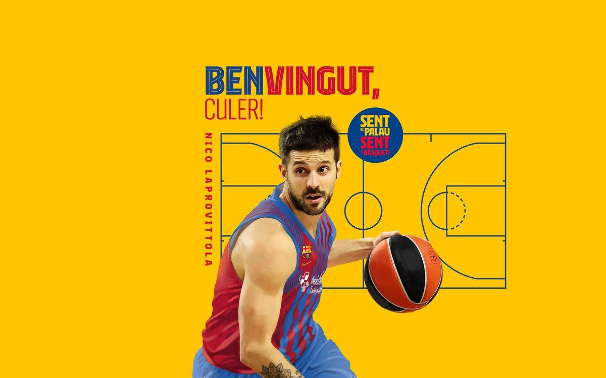Nico Laprovittola, talento exterior para el Barça