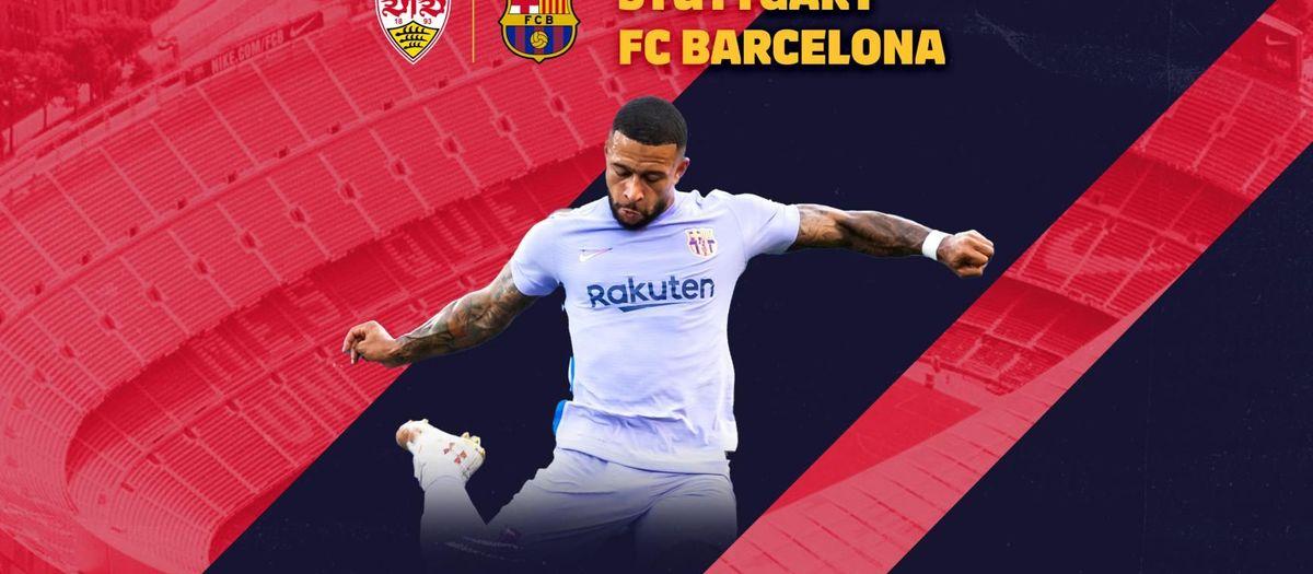 Stuttgart - Barça, en direct sur Barça TV+ à 19h
