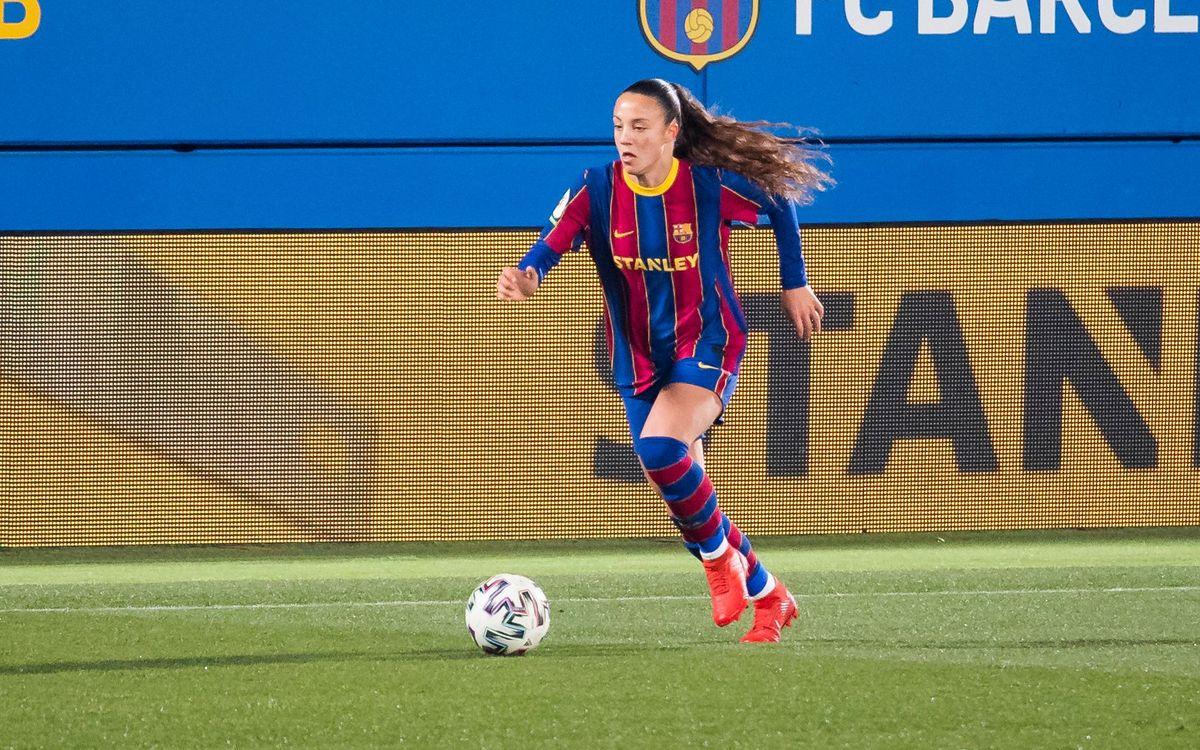 Emma Ramírez, cedida a la Real Sociedad