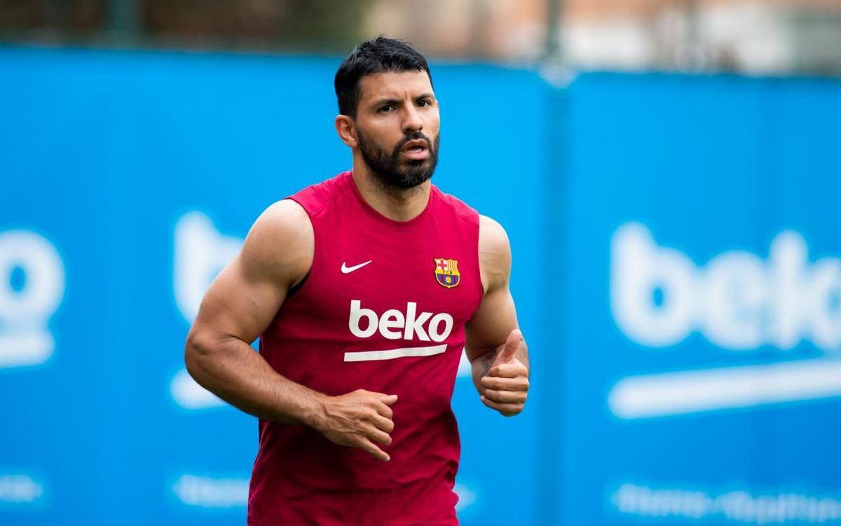 Sergio Agüero injury news