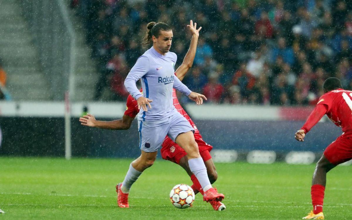 Salzburg 2-1 Barça: Defeat at the Red Bull Arena