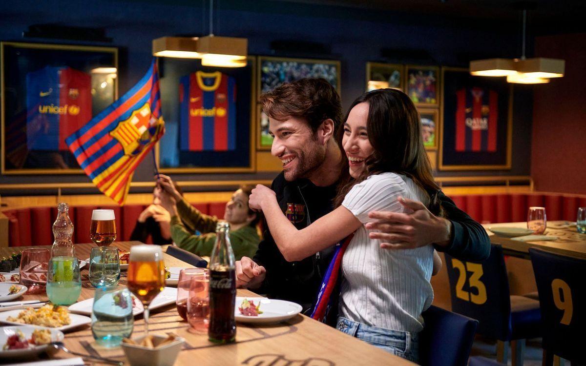 Barça Cafe