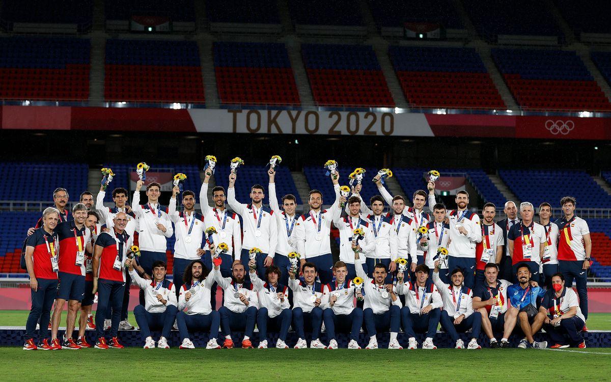 El minut a minut dels Jocs Olímpics en clau del FC Barcelona