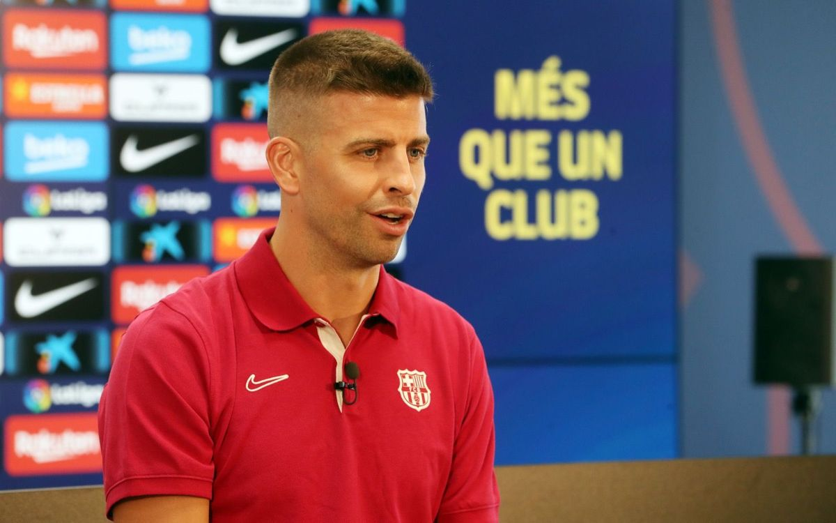 Piqué: 'Playing live on US TV means a lot to us'
