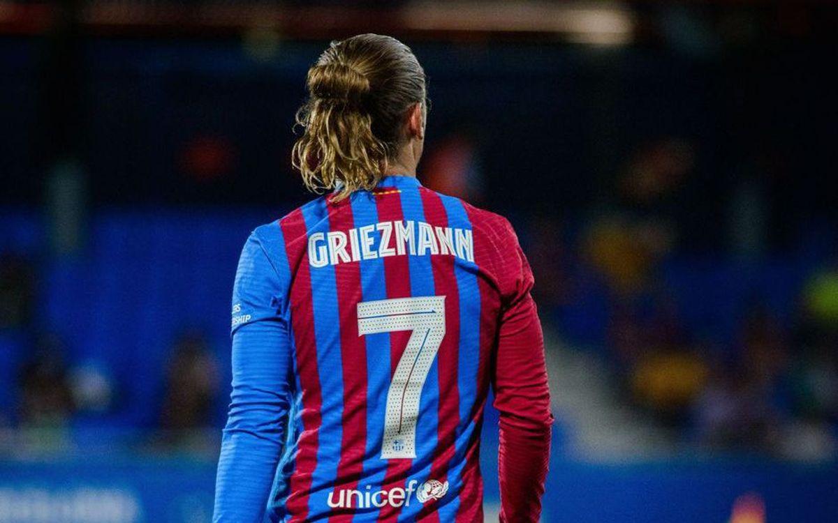 Griezmann centenaire