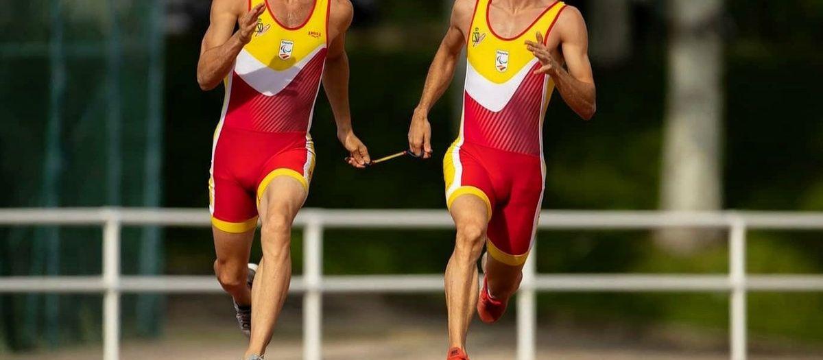 ¡Guillermo Rojo, campeón paralímpico!