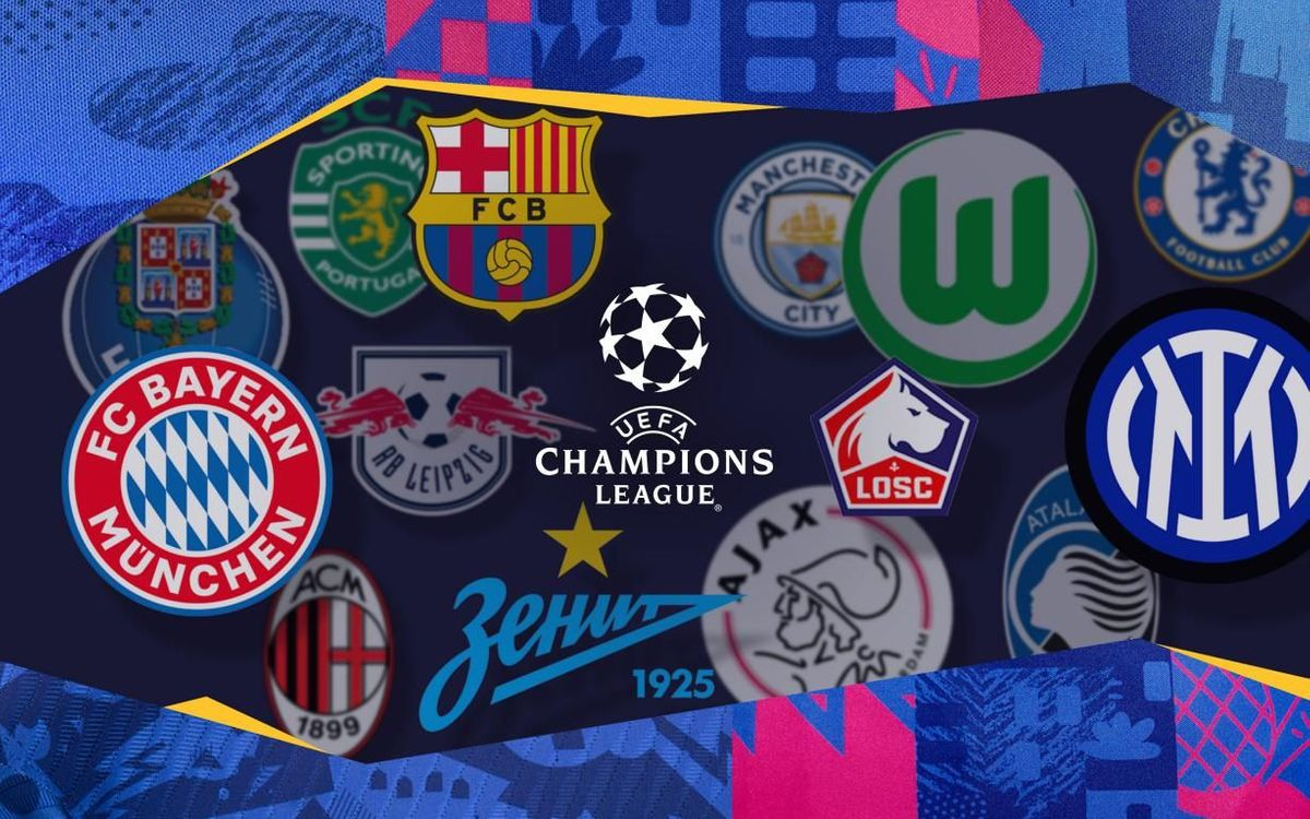 The teams that Barça fans want to get in the Champions League draw