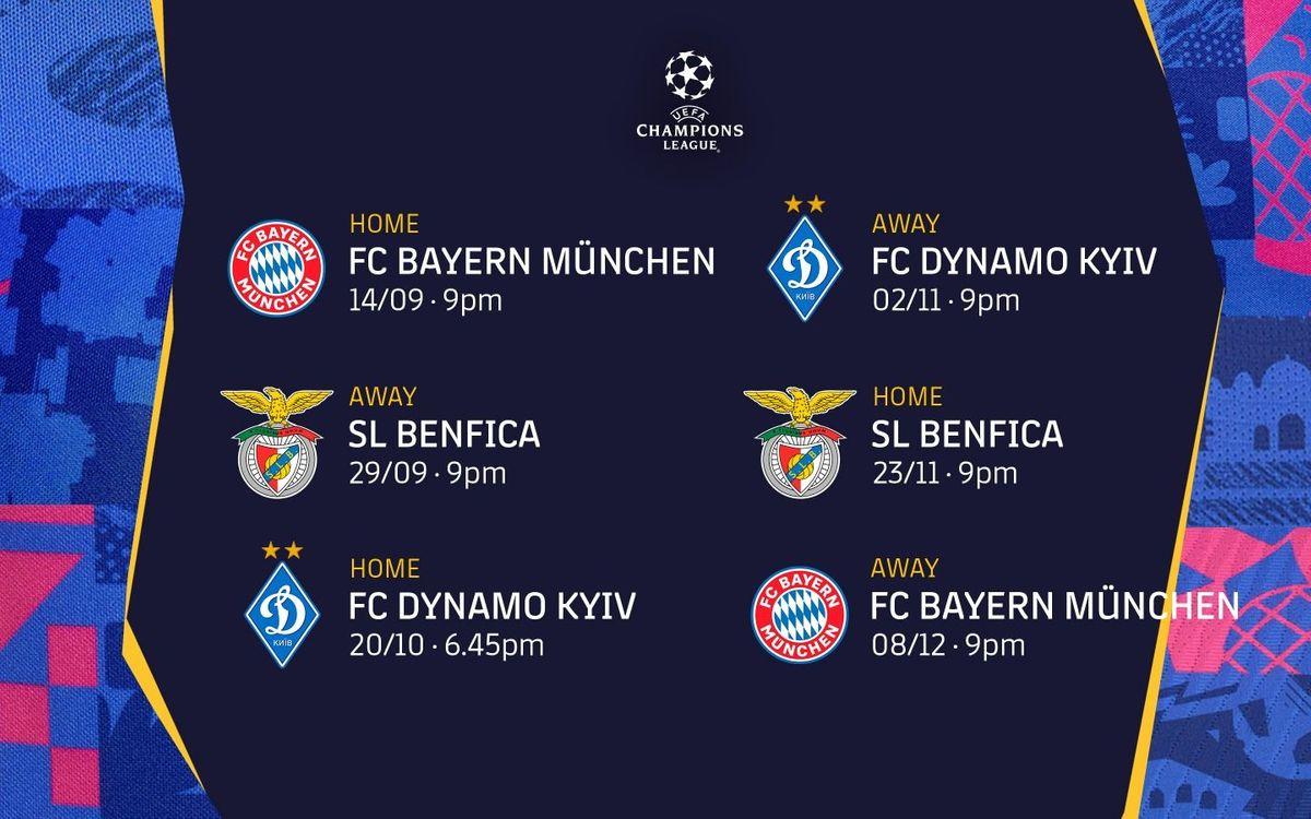 CL schedule