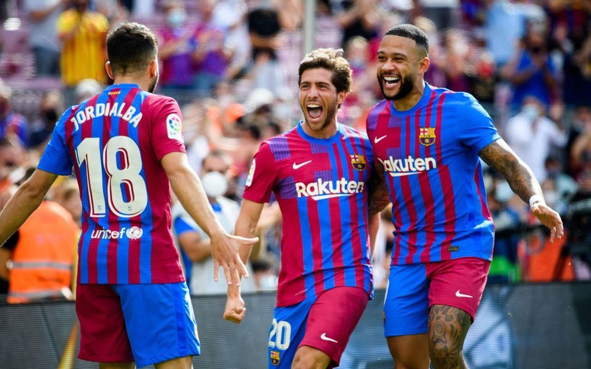 Barça 2-1 Getafe: Another victory at Camp Nou