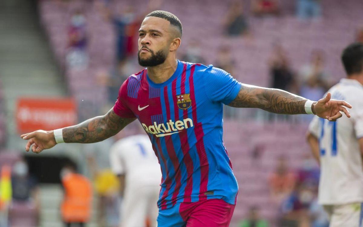 プレビュー | FC バルセロナ - グラナダ: 進歩を目指す勝利へ