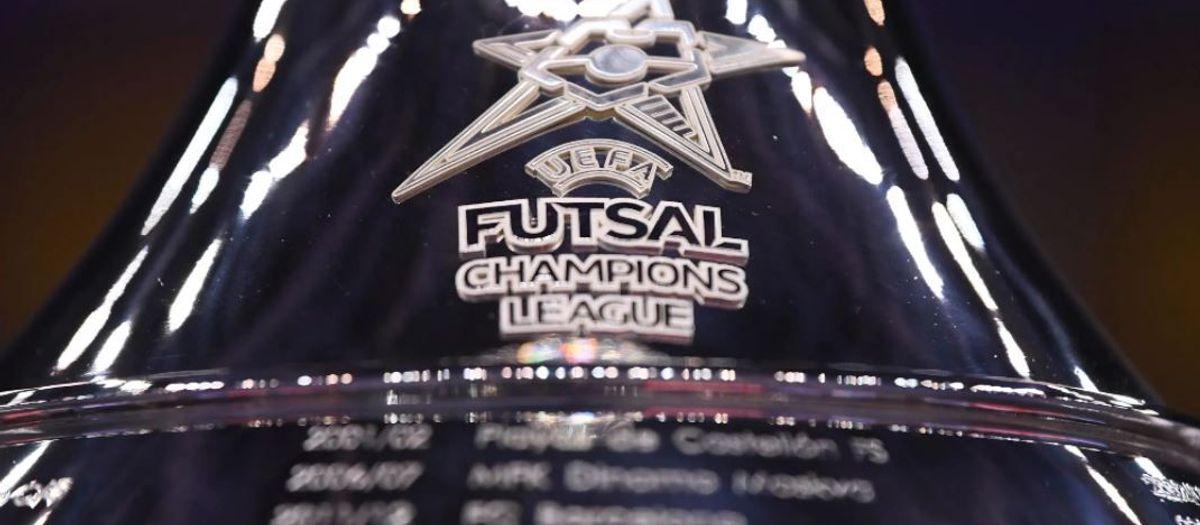Levante, Zalgiris Kaunas and Viten Orsha to face Barça in UEFA Futsal Champions League