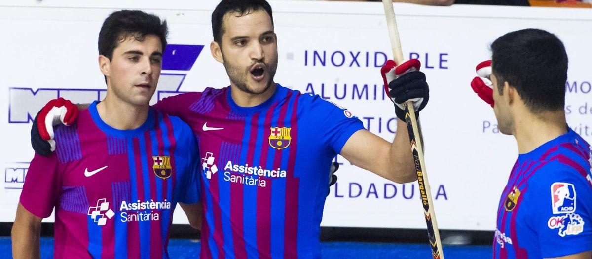 Voltregà Stern Motor 2-3 Barça: Persistence pays off