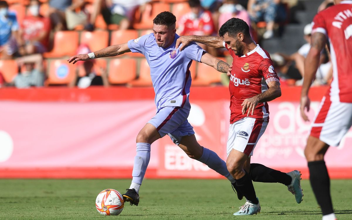 Gimnàstic Tarragona 1-0 Barça B: Disappointment on the Costa Dorada