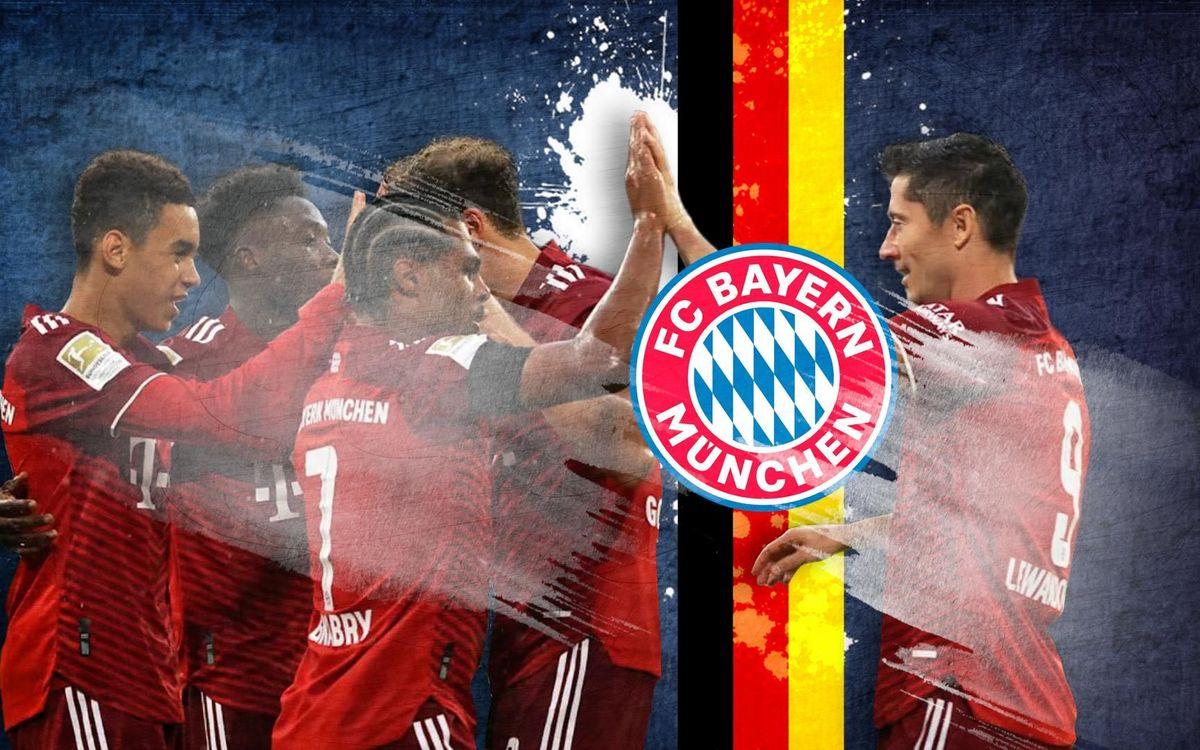 Champions League opponents: Bayern Munich