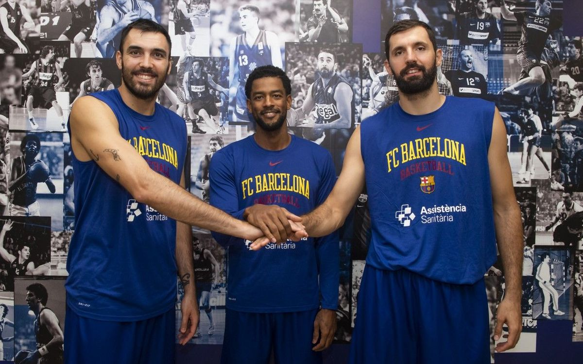 Oriola, Mirotic and Higgins to captain side in 2021/22