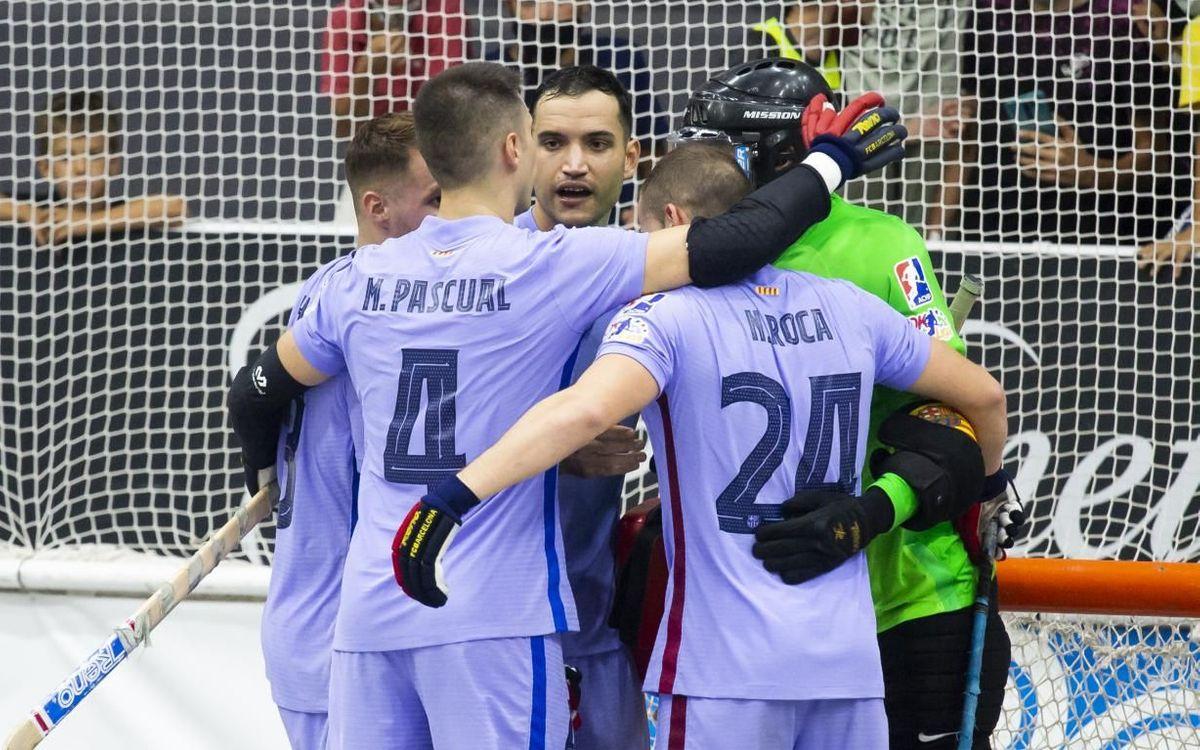 Barça – Noia Freixenet: Remuntada i a la final! (4-3)