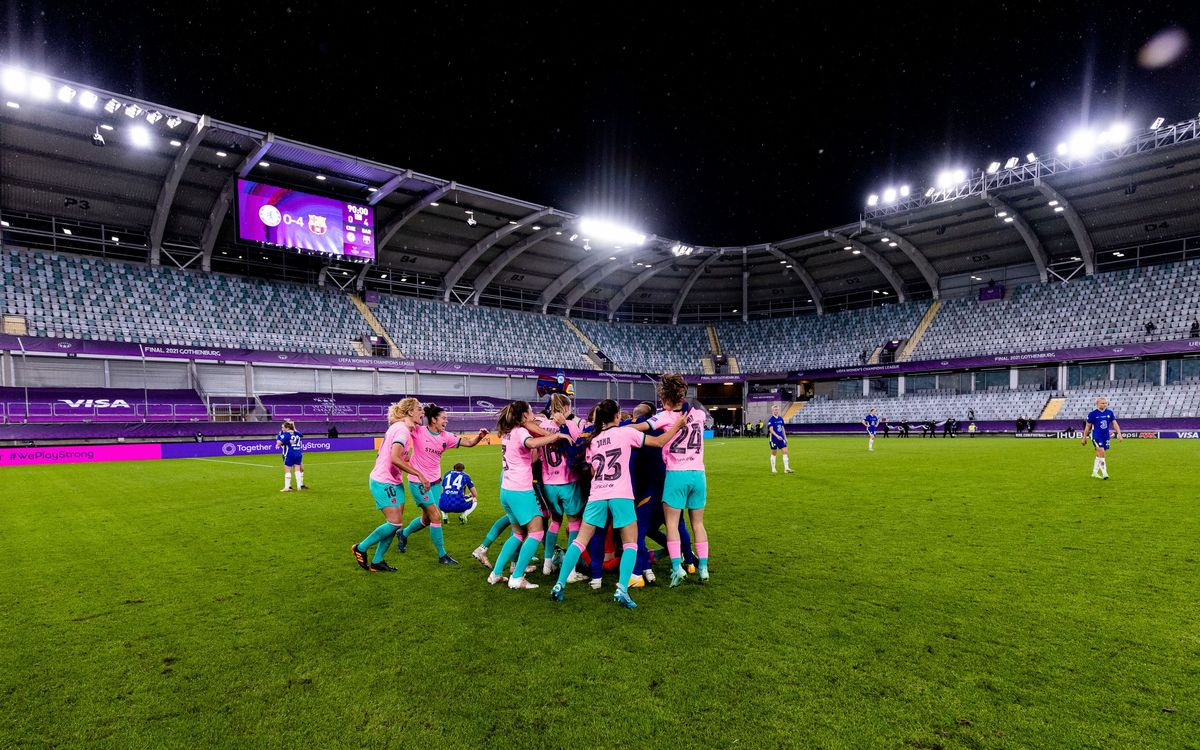 Women's Champions League group stage draw imminent