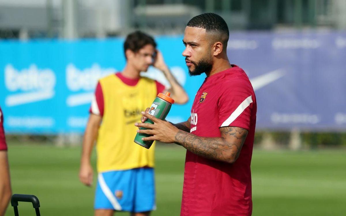 Preparing for the Bayern clash
