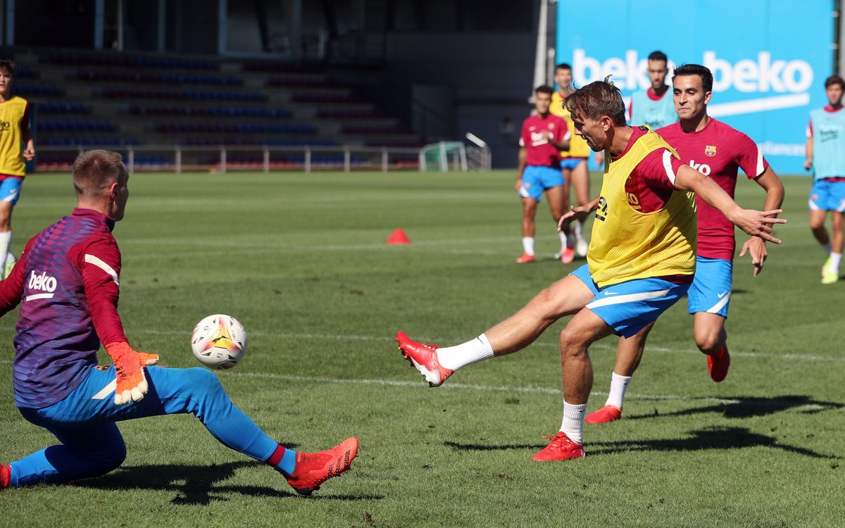 Another session with Granada on the horizon