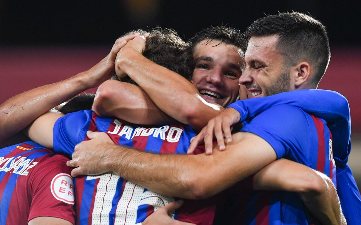 Barça B 2-1 Linense: That winning feeling