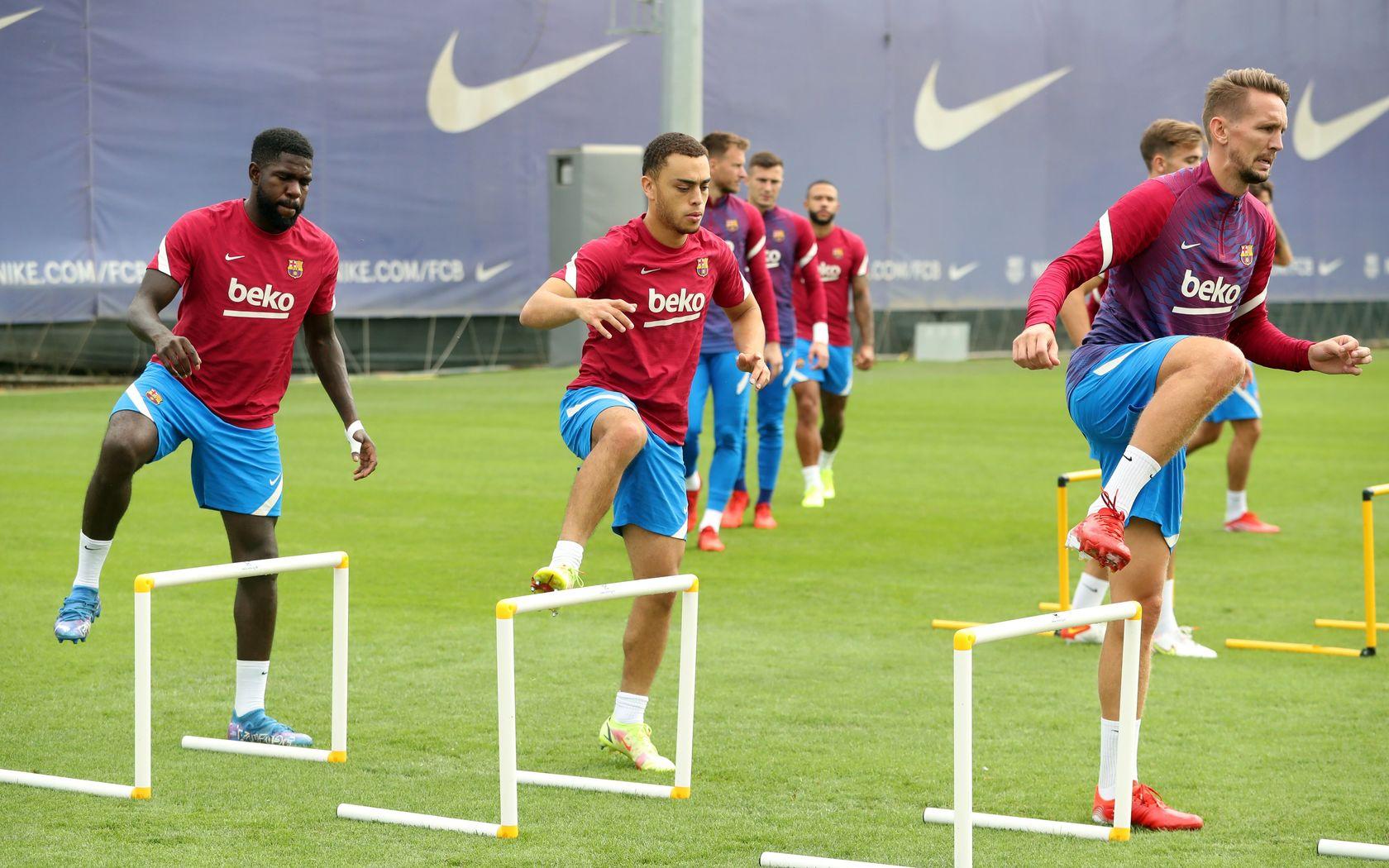 Ter Stegen-Araujo-Dest-Gavi: เส้นทางที่ต้องการสำหรับการออกบอล