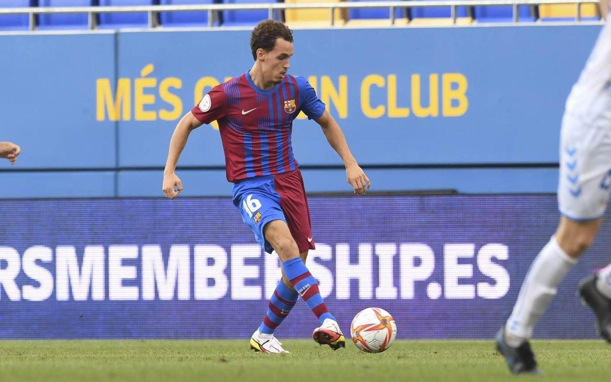 Barça B – RB Linense: A confirmar la bona dinàmica