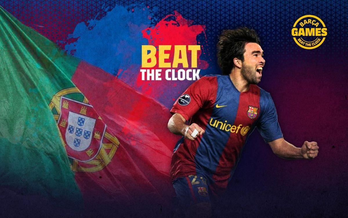 BEAT THE CLOCK | Name Barça's Portuguese players