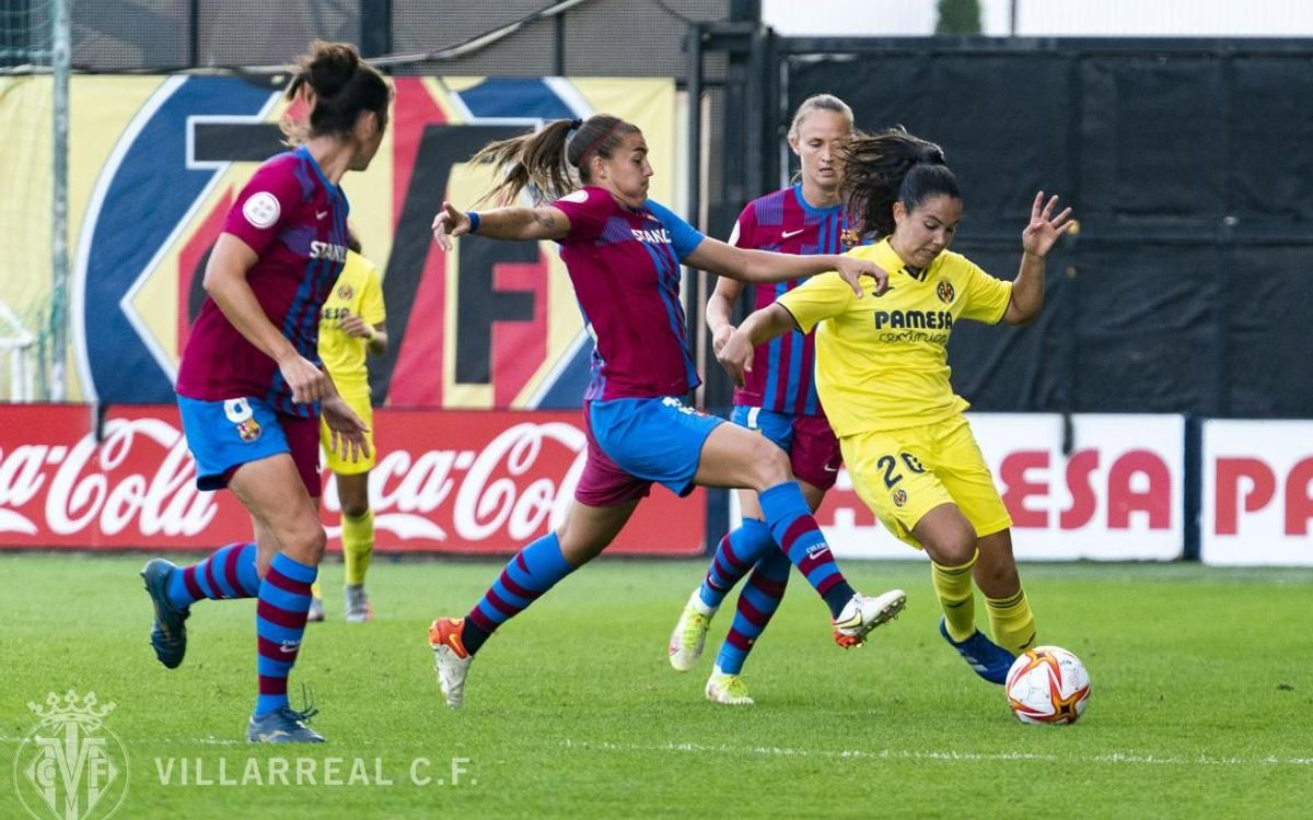 Villarreal 0-8 Barça: Another massive win for the women