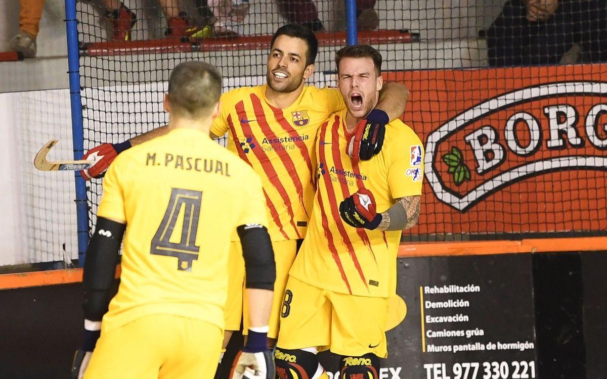Reus Deportiu 3-8 Barça: Clásico rollercoaster