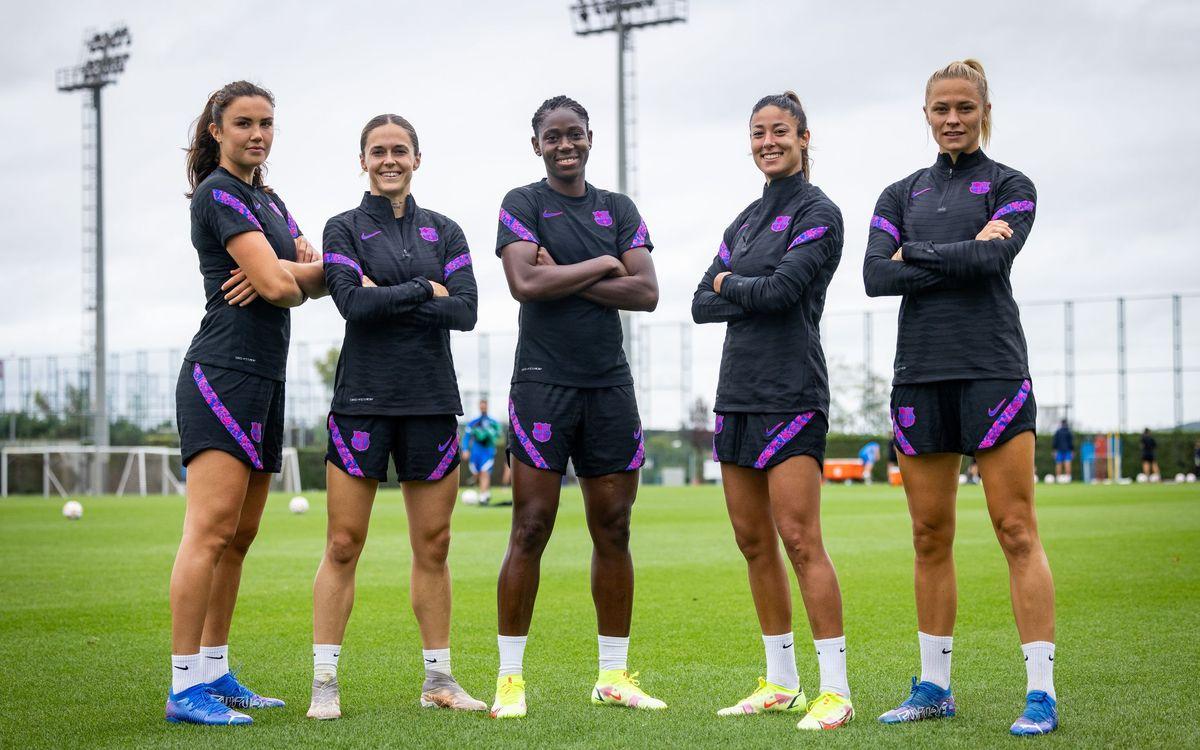 WOMEN'S FOOTBALL PREVIEW | FC Barcelona v Arsenal