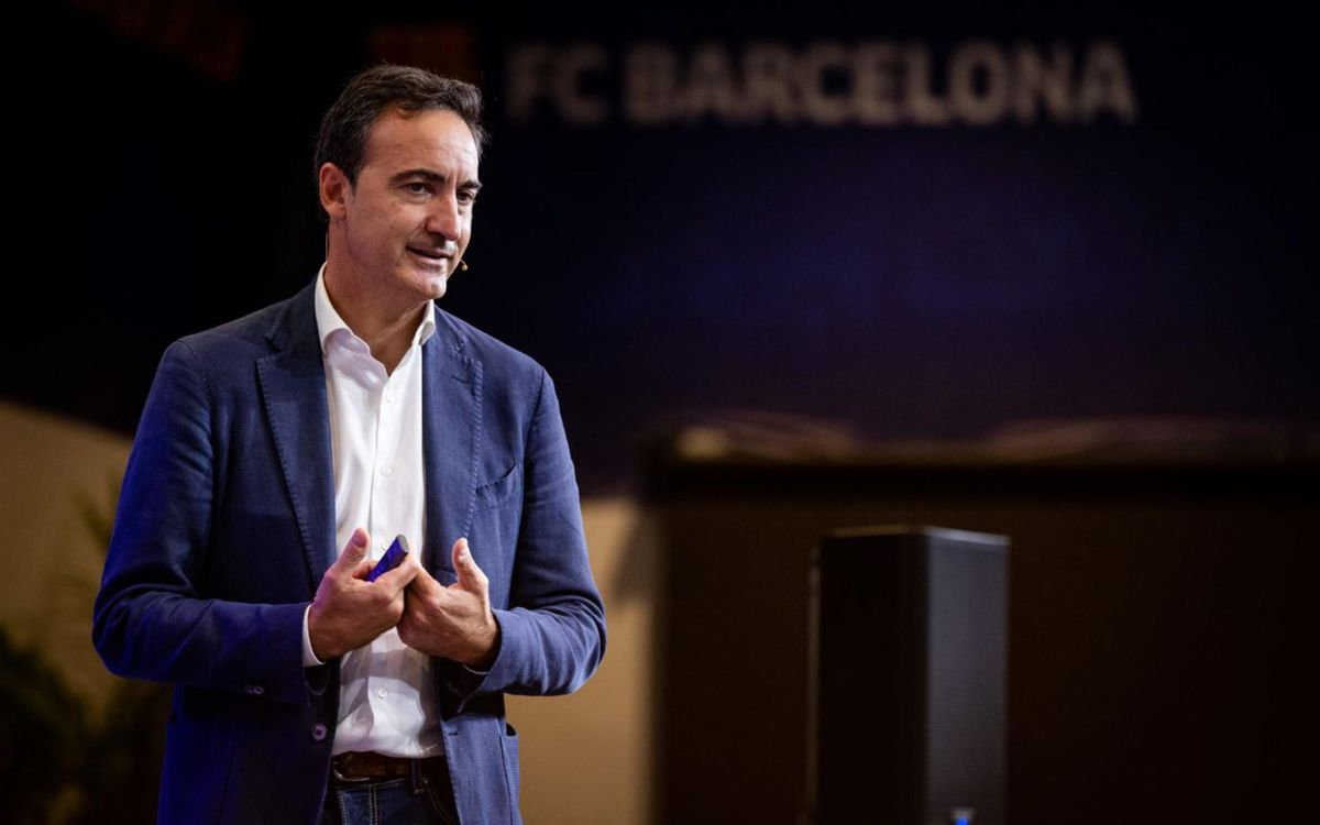 Reverter: 'This board has a credible plan that will make Barça the best club in the world'