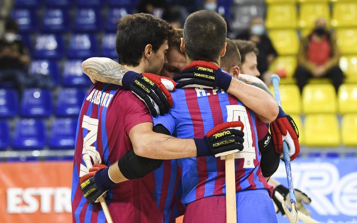 Barça 10-3 Corredor Mató Palafrugell: Second win at the Palau