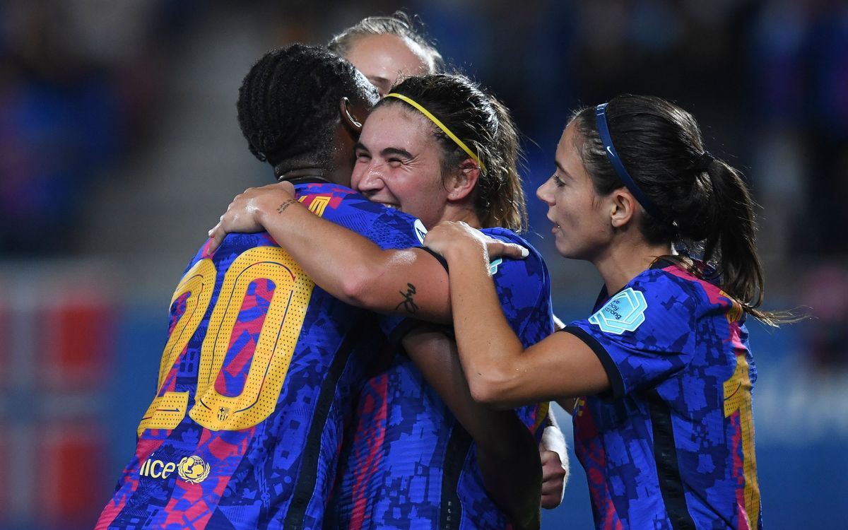 HB Køge - FC Barcelona Femenino (previa): Primer desafío de Champions a domicilio