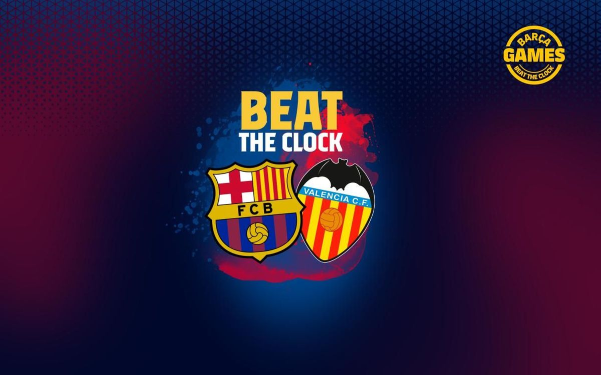 CONTRA EL RELLOTGE | Anomena els futbolistes que han estat al Barça i el València al s. XXI