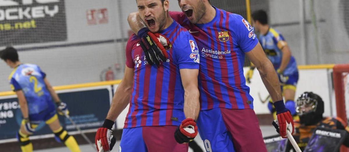 Recam Láser Caldes - Barça: La racha no se detiene (1-3)