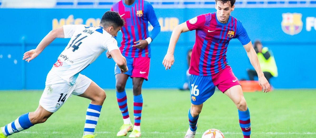 Barça B 0-0 Alcoyano: Tighter than tight