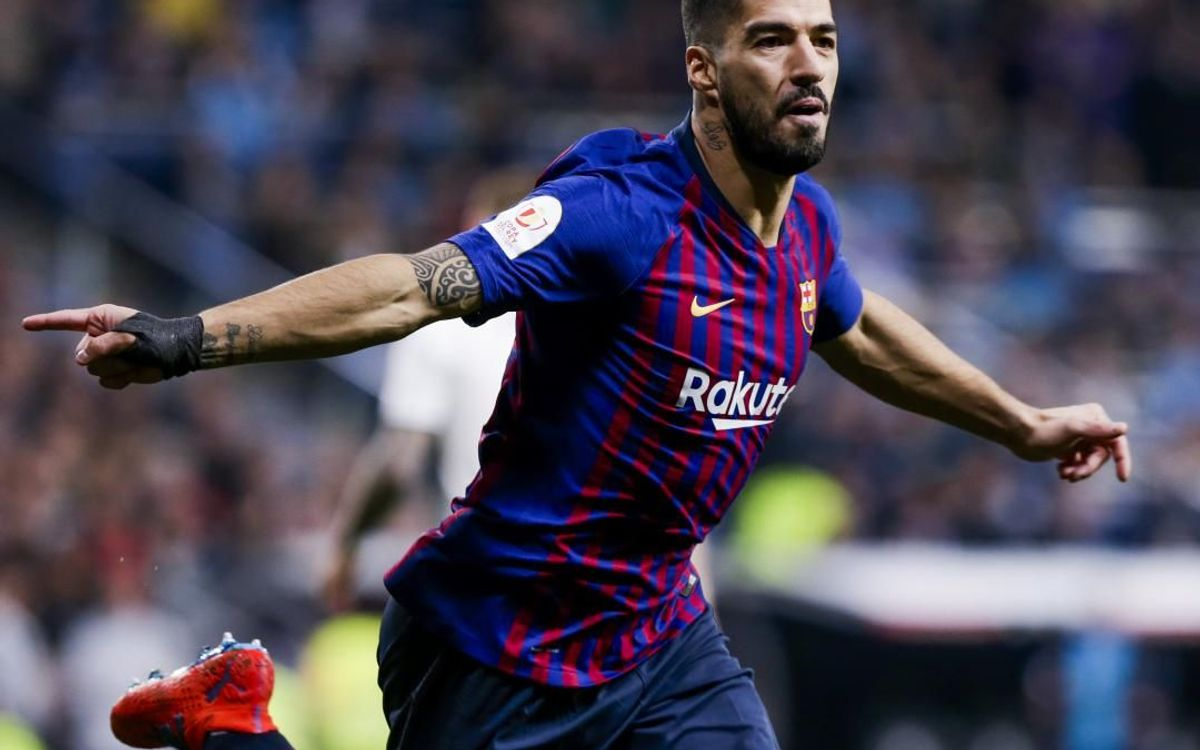 Barça reach 100 goals this season