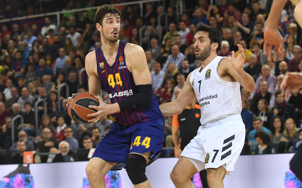 Barça Lassa 77-70 Real Madrid: Great night at the Palau