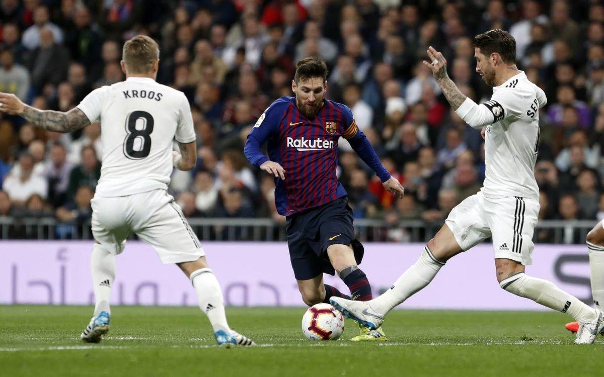 20190302 REIAL MADRID FC BARCELONA