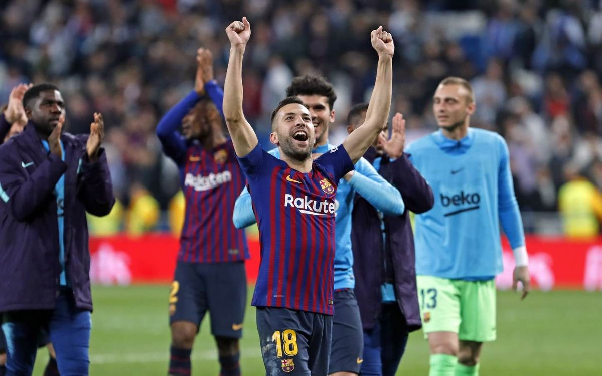 Barça 12 points ahead of Real Madrid