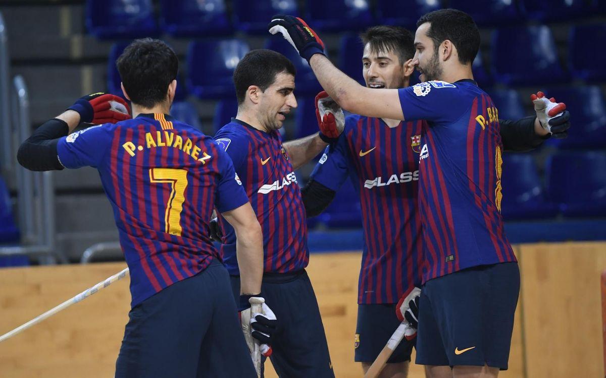 Barça Lassa 7–0 CP Calafell: A dominant home win