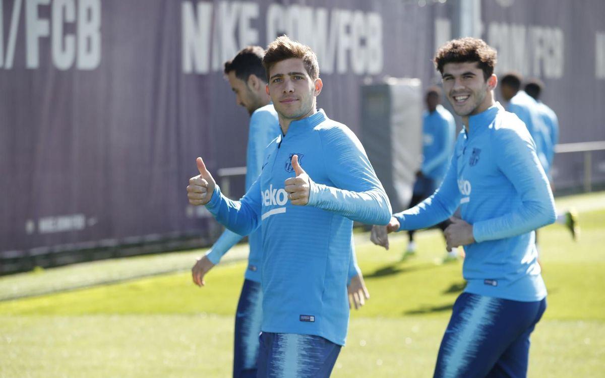 Le groupe du Barça convoqué face au Rayo