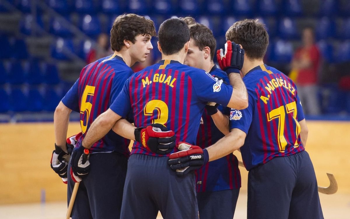 Barça Lassa 7-2 Dinan Quévert: Group closes with a win