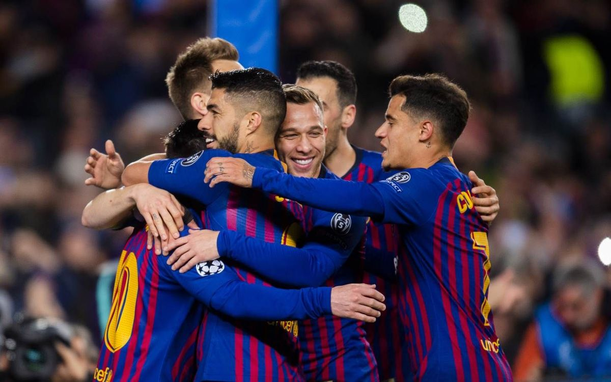 Barcelona Mesti Membunuh Manchester United